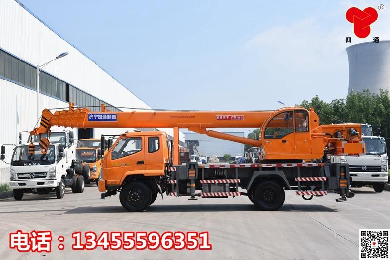 12吨汽车吊唐骏698