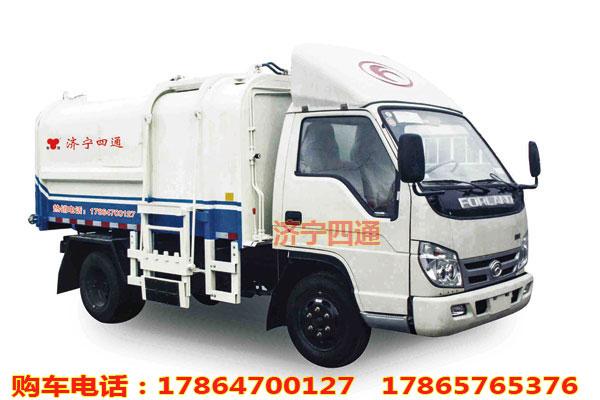 6方挂桶式垃圾车 济宁易胜博官方app下载安卓版垃圾车(图文)